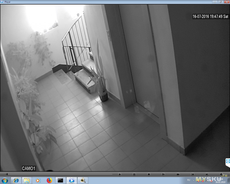Отличная камера видеонаблюдения за скромную сумму