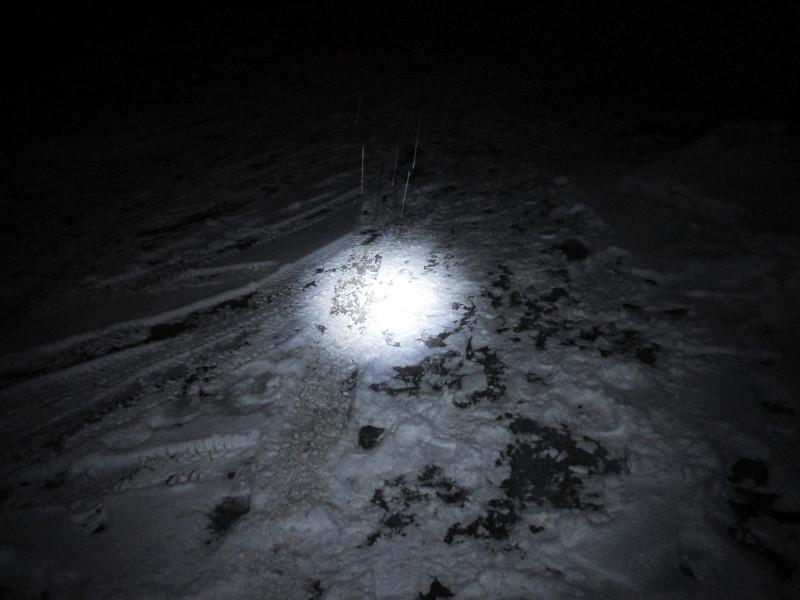 TVC-Mall: Налобный фонарь с пятью светодиодами на Li-Ion аккумуляторах 18650