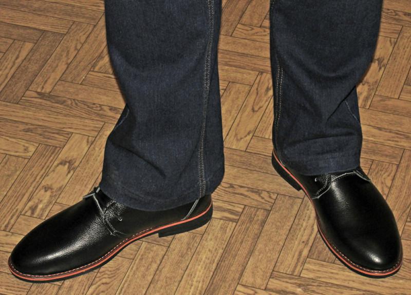 Gamiss: Мужские туфли из натуральной кожи