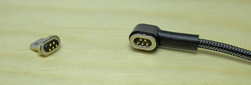 TVC-Mall: Магнитный кабель Micro USB - Hoco U20