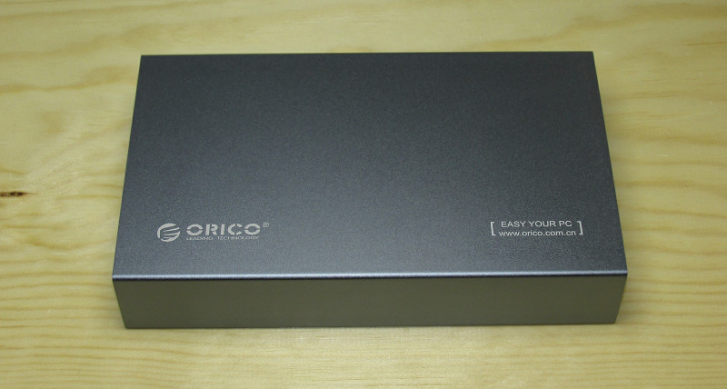 TVC-Mall: Orico 3518S3. Внешний корпус для жёсткого диска