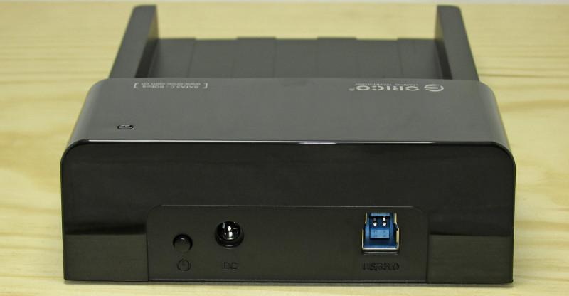 """Док-станция для HDD Orico 6518US3-BK 2.5""""/3.5"""""""