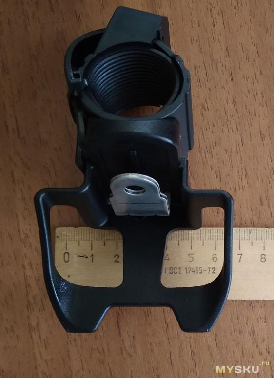 Складной замок-цепь для велосипеда, самоката... электромобиля :)