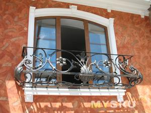 Французский балкончик... на дачу!