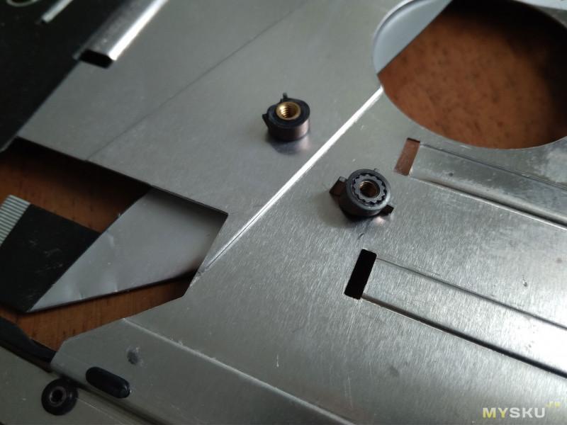 """Замена кулера в HP dv7 -""""...нелегкая эта работа..."""""""