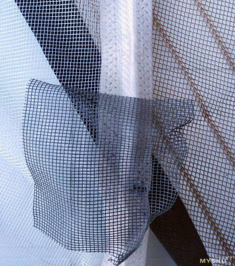 Антимоскитные занавески с магнитами