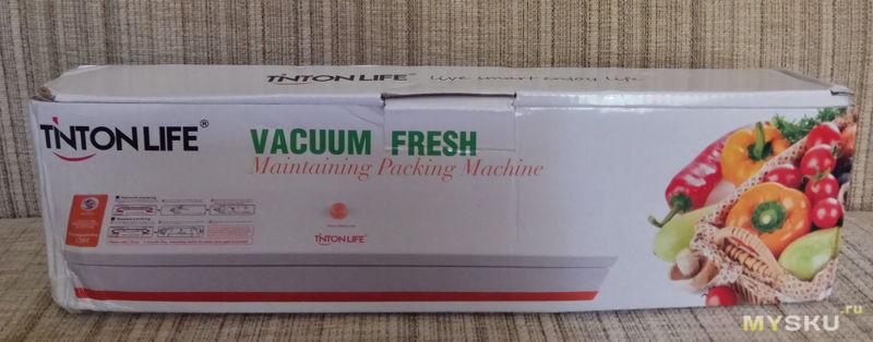 Почему вакуумный упаковщик не высасывает воздух из гладкого пакета бутылки воды спортивные
