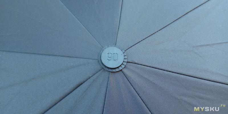 Мужской механический зонт 90FUN от Xiaomi Youpin