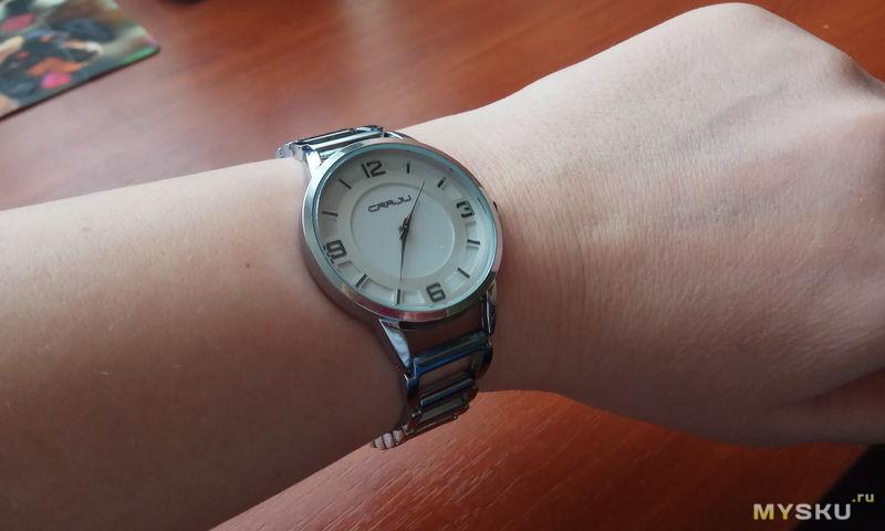 Женские часы CRRJU