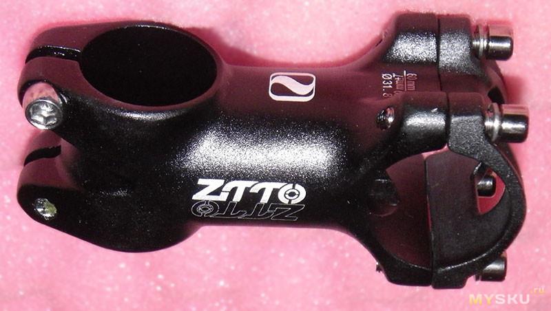 Вынос руля ZTTO 60mm