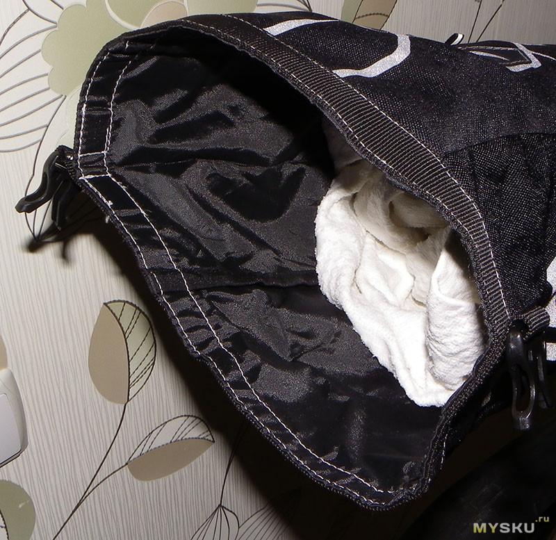 Недорогая подседельная сумка b-soul