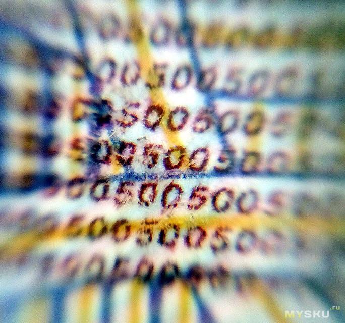 Микроскоп из смартфона за 100 руб.