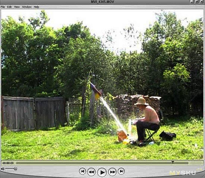 Водяная ракета своими руками с дистанционным управлением