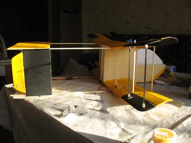Проектируем, делаем, взлетаем. Компактный беспилотник своими руками