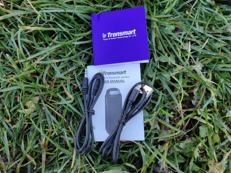 """Блютуз-колонка Tronsmart Element T6 - мой №1. Сравнение с 4-мя """"конкурентами"""""""
