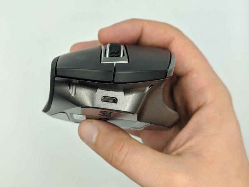 Лазерная мышь 2.4ГГц/Bluetooth 4.0 Rapoo MT750 - MX Master за 1/3 стоимости