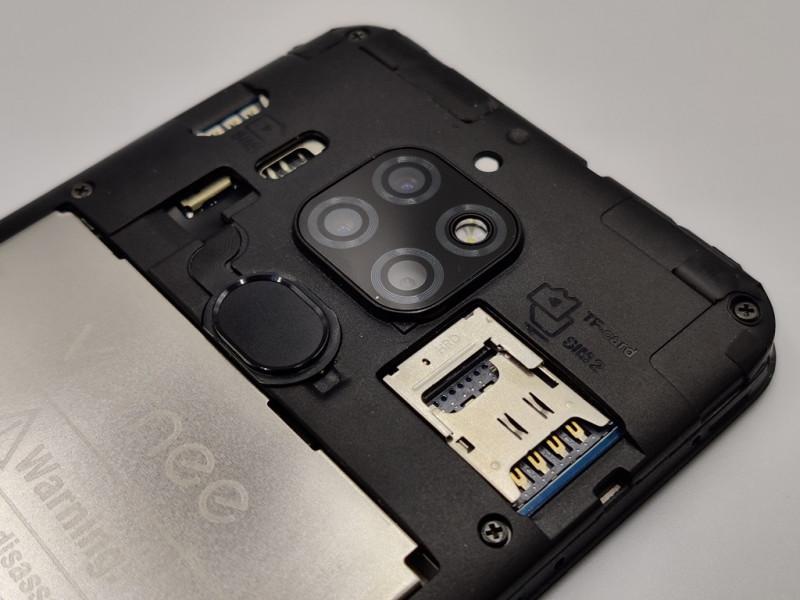 Смартфон Vernee M7 - тест на трехкамерность