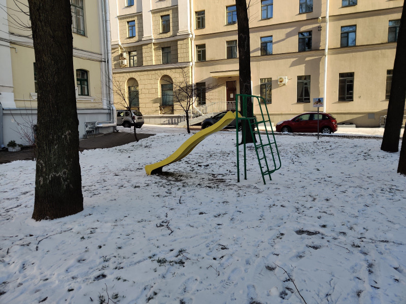 Снежколеп Merconser. Какая зима, такие и снежки!