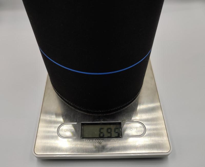 Большой светодиодный RGB-коврик Orico FSD-15