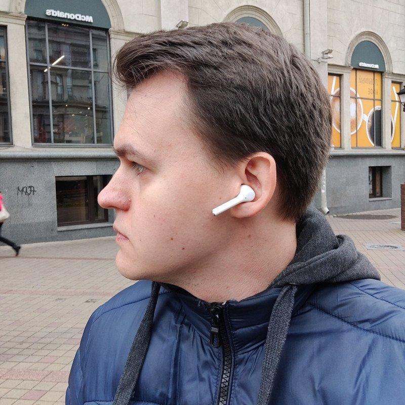 Huawei FreeBuds 3i — tws наушники с активным шумоподавлением