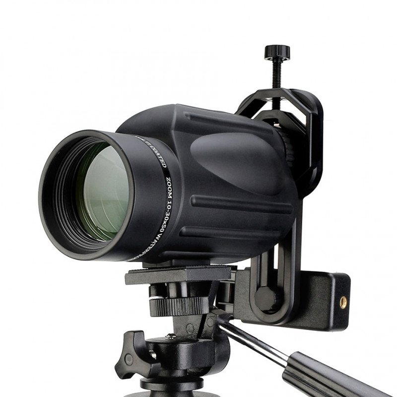 Монокуляр Svbony SV 10-30X50 за 31$ из РФ