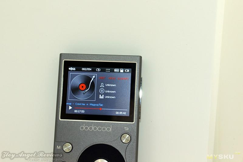 Hi-Fi аудио плеер Dodocool DA106. Стоит ли брать подобный плеер человеку, который до этого слушал музыку на смартфоне?