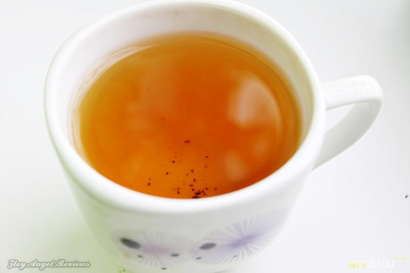 Мультиобзор посвященный набору пробников китайского чая. 20 видов за раз. Часть 1