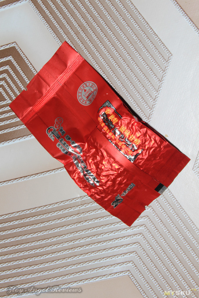 Мультиобзор посвященный набору пробников китайского чая. 20 видов за раз. Часть 2