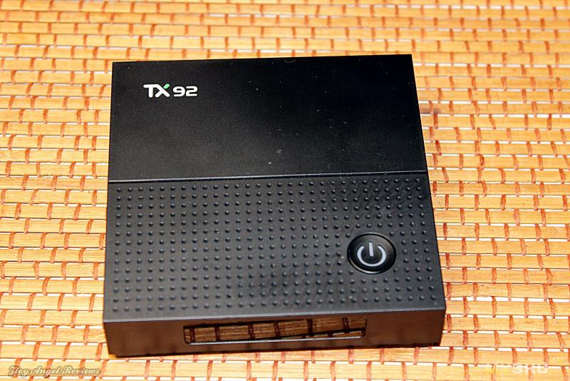 ТВ бокс Tanix TX92 на S912, 3/32