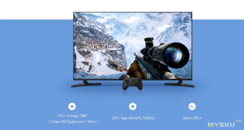 Флэшсейл на телевизор Xiaomi Mi TV 4A  43 дюймовый телевизор