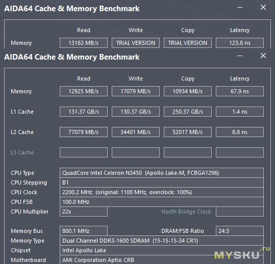 Мини Пк Beelink AP34 Pro. Еще больше оперативки, еще больше отвода тепла. Ускоряем и без того нормальный ПК при помощи переезда Windows10 на SSD