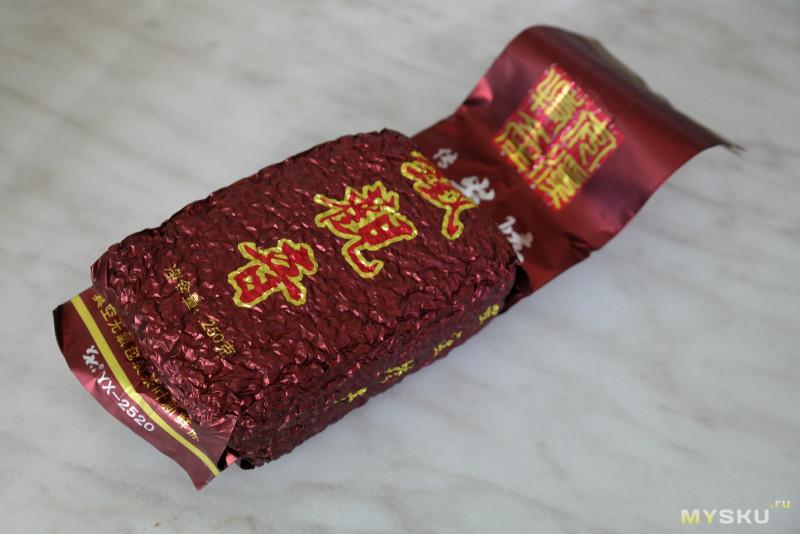 Китайский запеченый улун Те Гуань Инь 1725