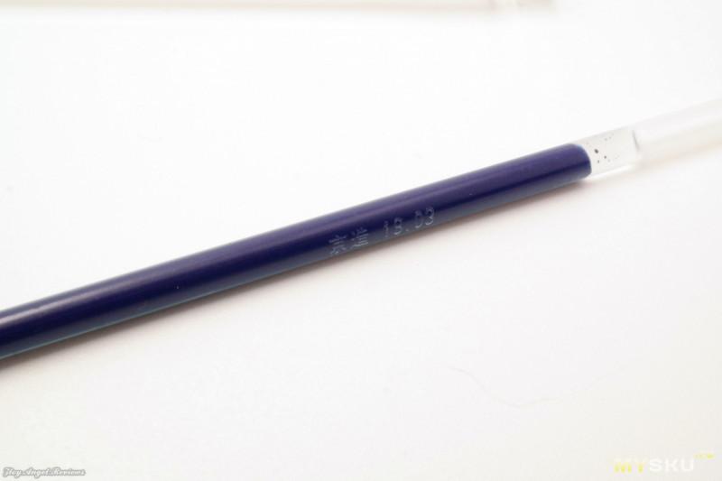 Набор из 3-х гелевых ручек собственного бренда JD-made