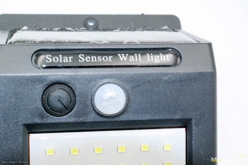 Аккумуляторный фонарь 30LED с солнечной панелью. Или есть ли жизнь  у аккумуляторов 18650 после русской зимы?