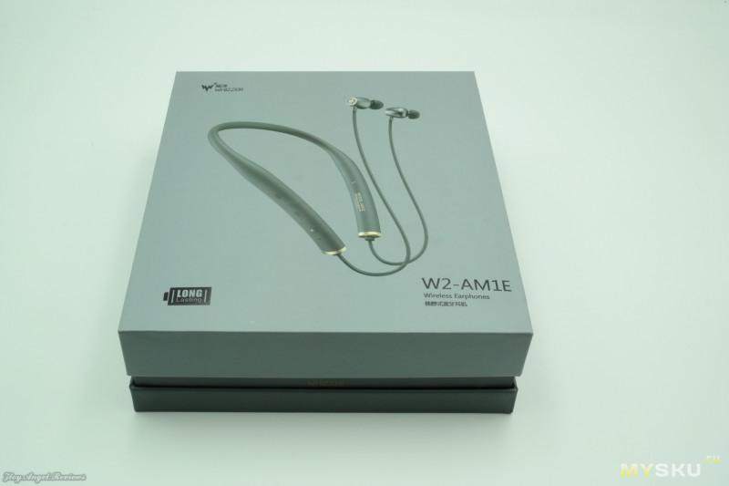 Достойные bluetooth наушники Whizzer AM1E
