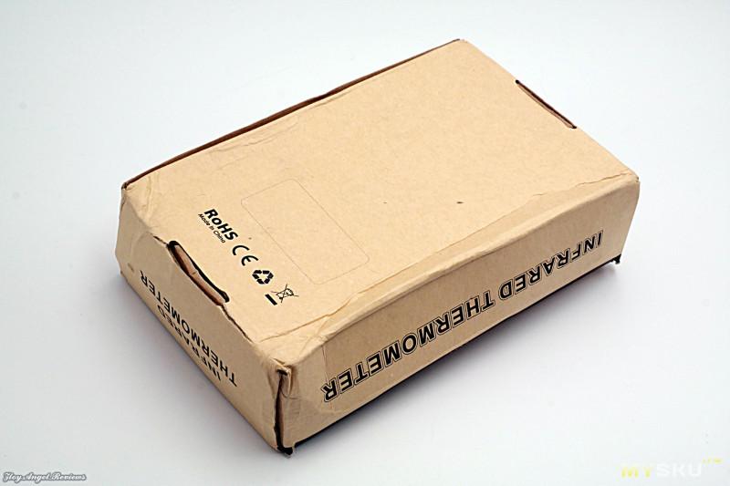 Инфракрасный термометр WinAPEX ET6531B с лазерным указанием области замера. Сравнение измерений с термометрами Fluke и Wurth