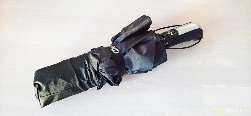 Автоматический зонт Xmund XD-HK3 проверка на надежность с весны.