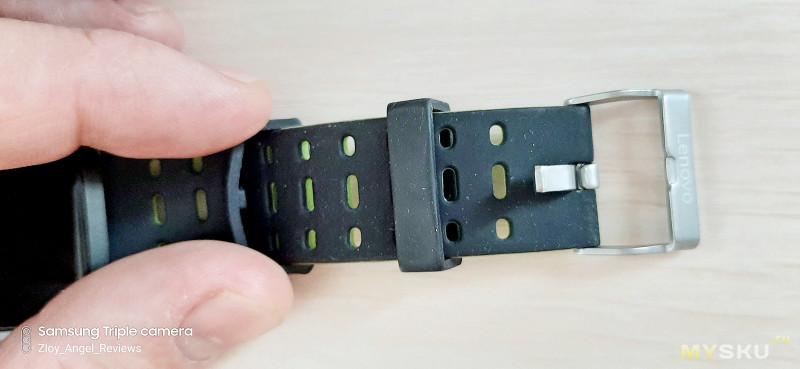 Фитнес-Часы Lenovo E1. Всё, как у всех, но с изюминкой.