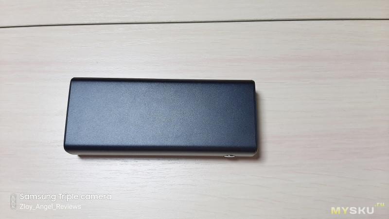 Компактный павербанк на 10000мАч Joyroom на 18Вт с QC3,0 и PD2.0