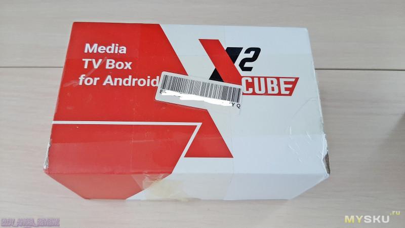 """Отличный ТВ-Бокс """"Ugoos""""  X2 Cube"""