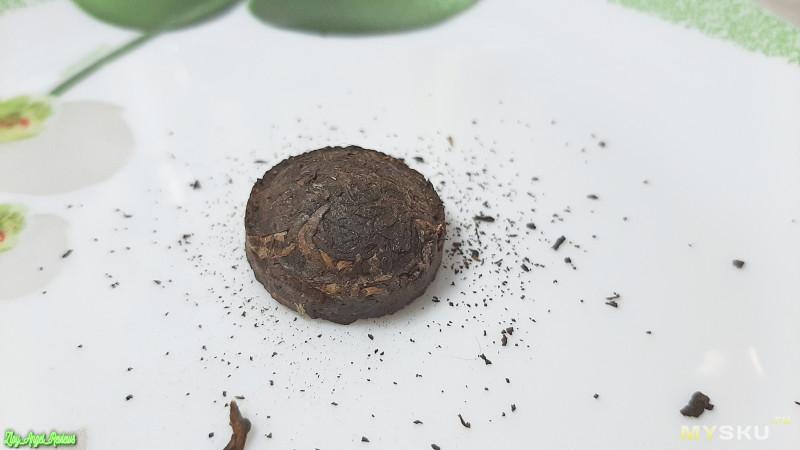 Чай Китайский улун Те Гуань Инь 1725 «Золотая корица», 250 грамм.