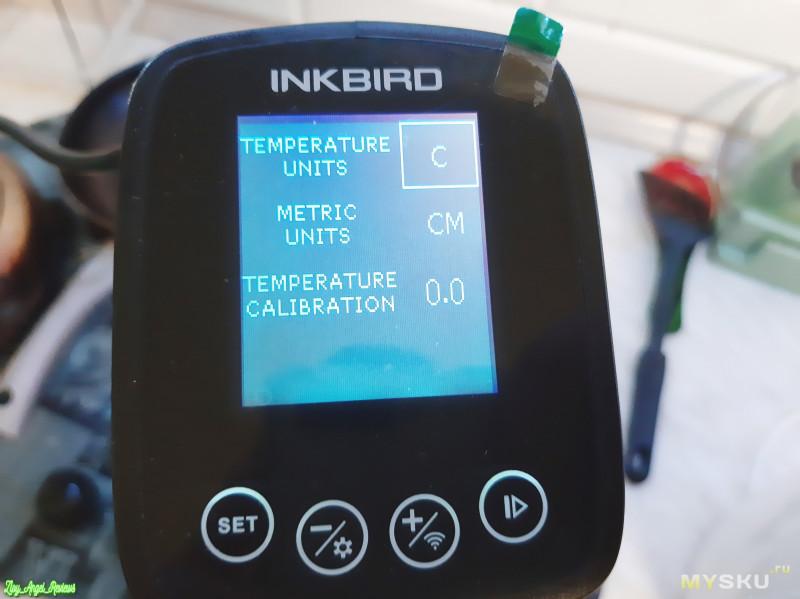 Су-вид Inkbird ISW-100W. Готовим курицу, свинину и постигаем Венский сервелат