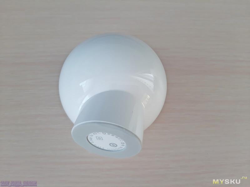 Светильник-ночник с датчиком движения XIAOMI Mijia MJYD02YL Night Light 2. Пожалуй, мой самый удачный светлячок.
