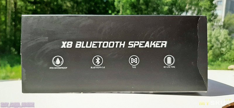 Мощная Bluetooth колонка на 60 Вт XDOBO X8. Испытание на пляже, проверка на водозащиту, как следствие разборка, сравнение с Tronsmart Mega