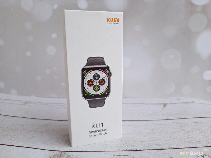 Фитнес часы KUMI KU1