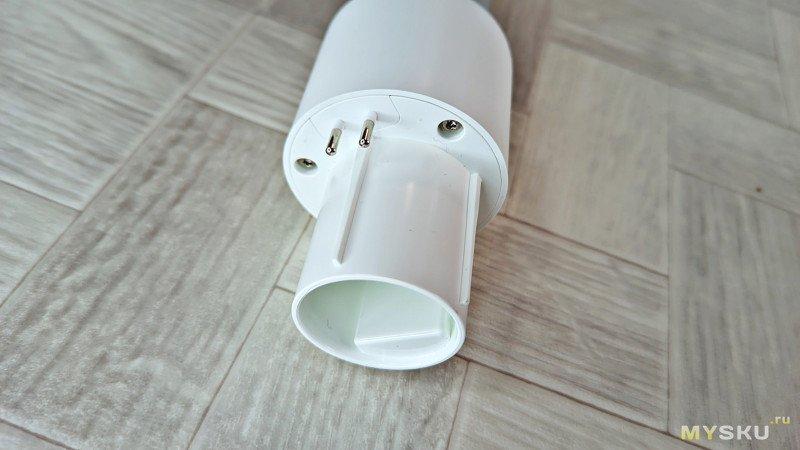 Очень мощный беспроводной пылесос Mi Vacuum Cleaner G9 с системой мультициклонной фильтрации.