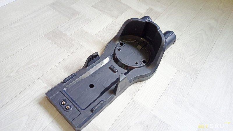 Аккумуляторный складной пылесос  Redkey F10