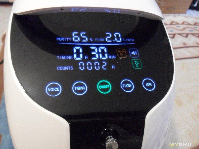 Концентратор кислорода (кустарно готовимся к борьбе с COVID-19)