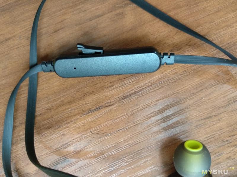 Наушники-вкладыши Docooler S2 с приятным звучанием