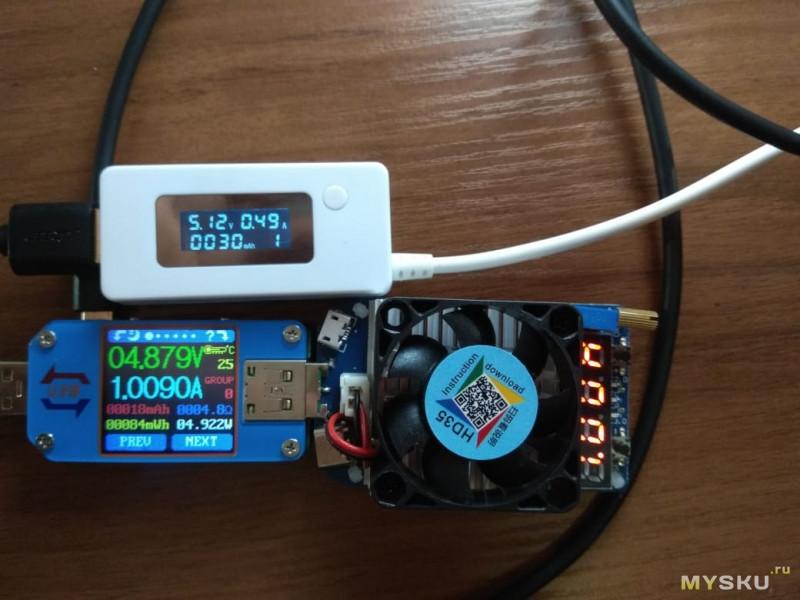 Повербанк YOOBAO 20 Вт с реальными 20000 мАч